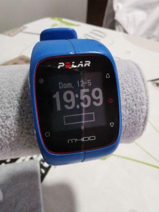 Polar M400 pulsometro running