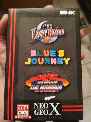 Pack vol. 5 Neo Geo X