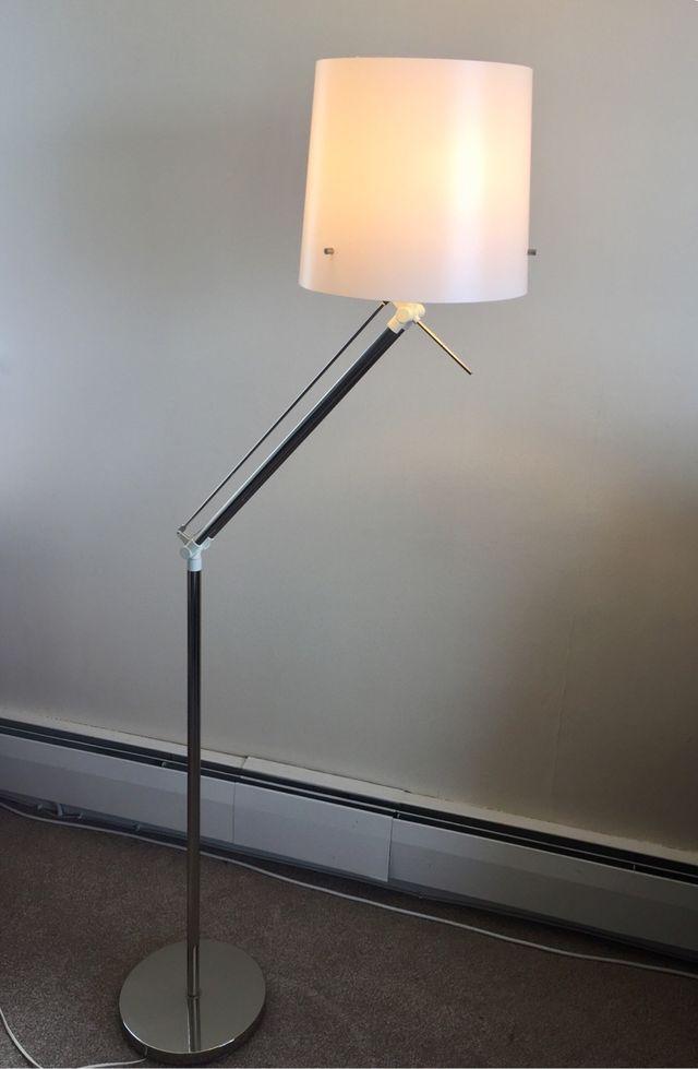 IKEA SAMTID floor lamp