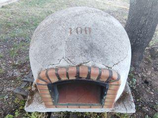 Buen horno de piedra