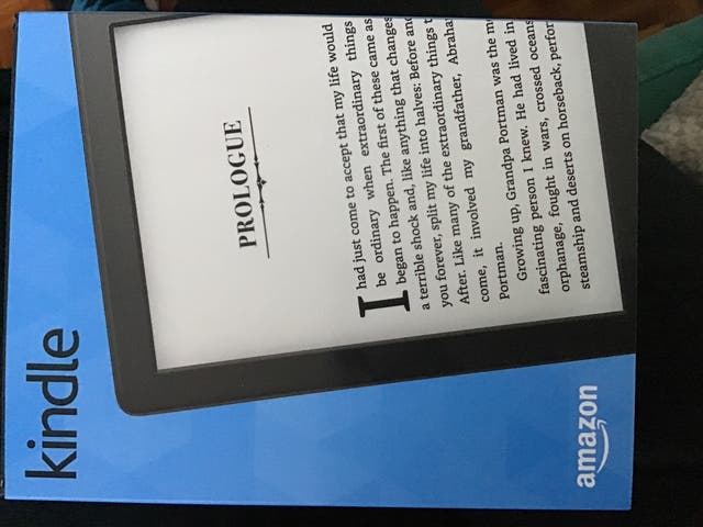 Kindle 8th generation