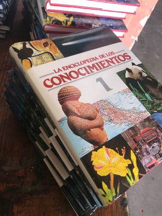 Enciclopedia de los Conocimientos