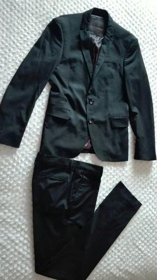 Traje de chico, pantalón y chaqueta ZARA MAN