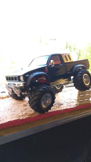 HG P407 Metal 4x4 pickup