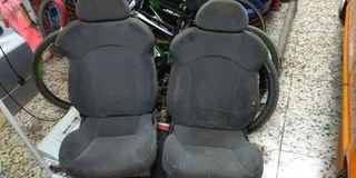 asientos Ford escort
