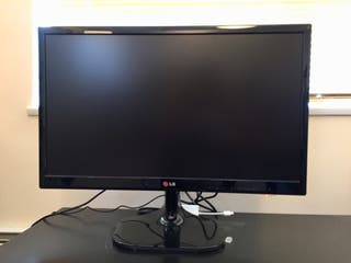 LG TV Monitor 60cm/24inches (Model 24MT46D)