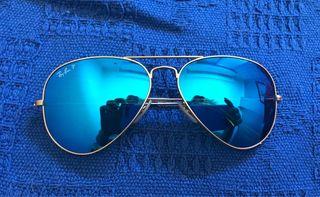 626501151c Gafas Ray Ban de espejo de segunda mano en la provincia de Málaga en ...