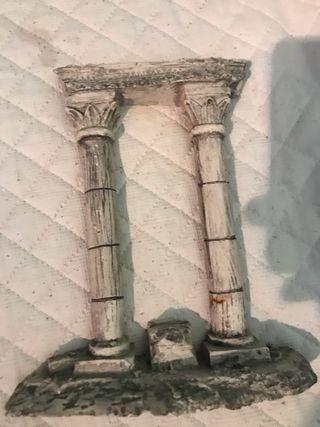 Figuras decoración acuario