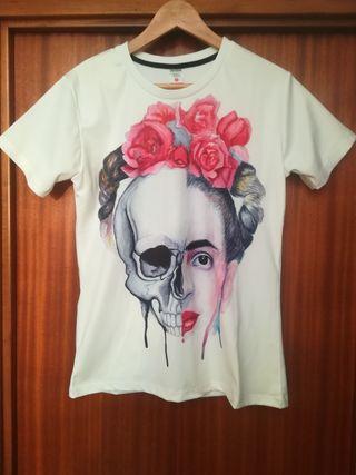 Camiseta Frida Kahlo