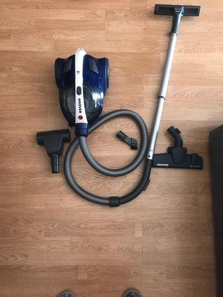 Aspiradora Hoover Sprint Evo SE41 Con filtro EPA