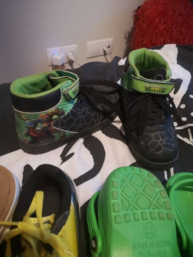 lote zapatillas