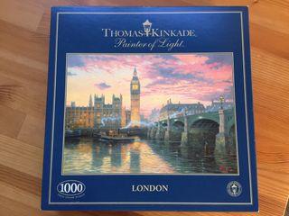 London 1000 Piece Puzzle