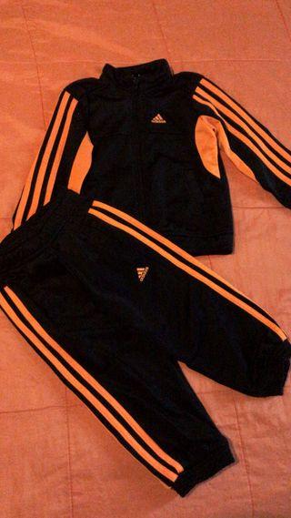 Conjunto Adidas niño