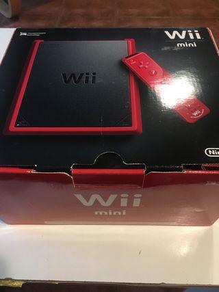 Wiii mini Sin estrenar