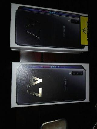 Teléfono móvil SAMSUNG GALAXY A7