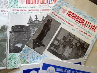 Revistas del Colegio de Enfermería de Toledo