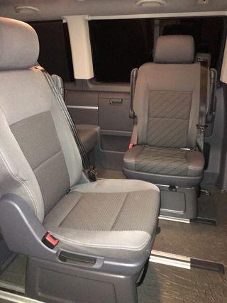 Asiento giratorio 2.fila VW Multivan