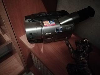 cámaras de videos 8mm y vhs