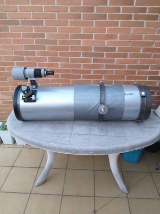 Tubo telescopio reflector