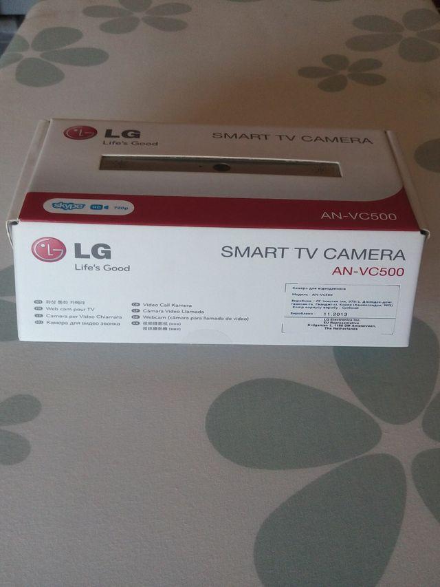 Cámara smart tv LG webcam de segunda mano por 22 € en
