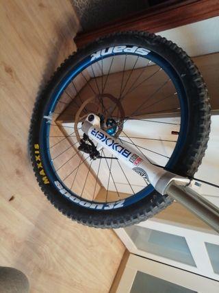 Canyon torque frx, bici descenso