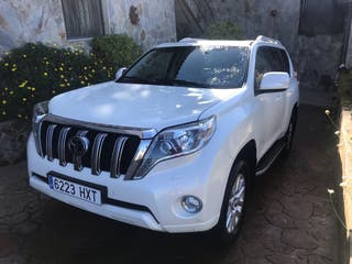 Toyota Land Cruiser Limited Exclusive 2014