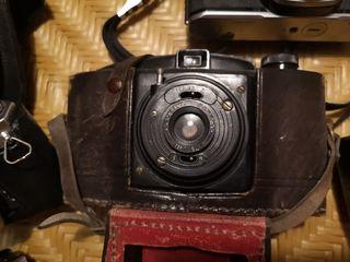 colección de cámaras antinguas