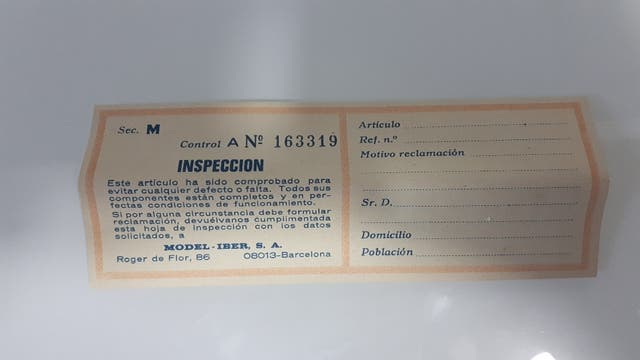 Ibertren Talgo Virgen del Carmen (Escala 2N-0860)