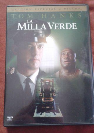 LA MILLA VERDE EDICION ESPECIAL 2 DVDS