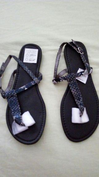 Sandalias de Chica.