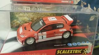 Scalextric PEUGEOT 206 WRC, GRONHOLM