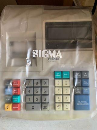 Caja registradora SIGMA