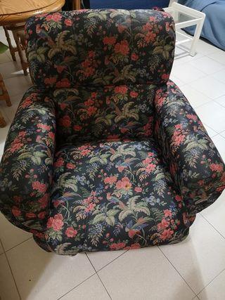 sillón individual