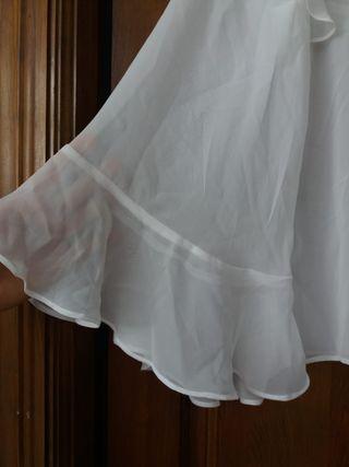 Blusa Blanca SIN ESTRENAR
