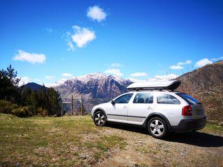 Skoda Scout 2007_ 4x4 140cv_ ideal para viajar