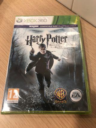 Xbox Harry Potter y las reliquias (francés)