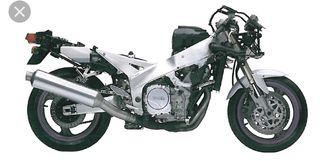 Yamaha fzr 1000cc 1992