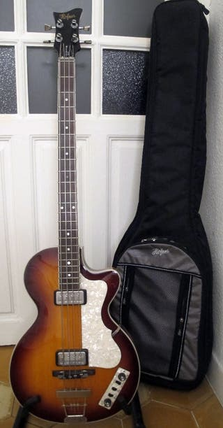 Hofner Contemporary Series