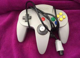 Mando original Nintendo 64