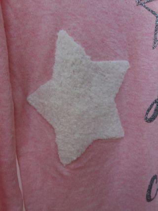 Jersey fino Rosa clarito