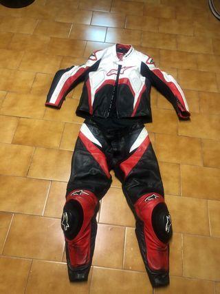 Solo xaqueta moto alpinestars