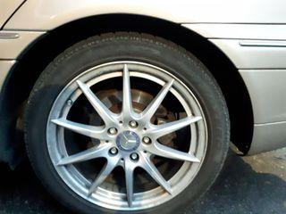 """llantas de Mercedes 17"""" 5x112 et49"""