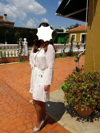 vestido tintoretto bodas y comuniones