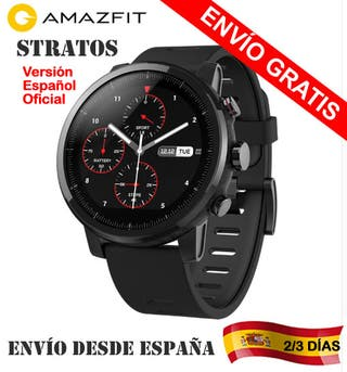 Xiaomi Huami Amazfit Stratos 2 iPhone Android Pace