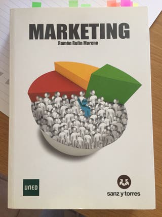 Libro texto Marketing Uned