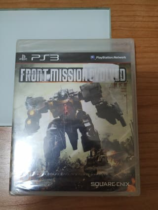 FRONT MISION EVOLVED PS3