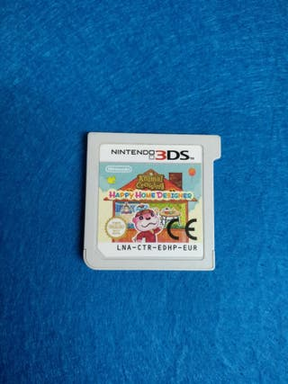 Nintendo 3DS - Animal Crossing Happy Home Designer