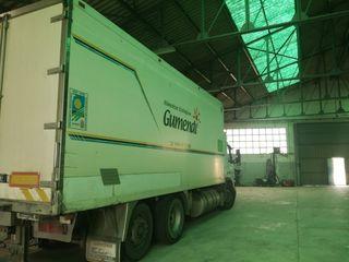 camión frigorífico Volvo FM12 420 3 ejes