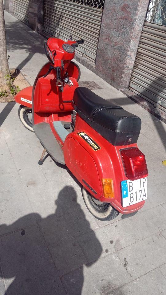vespa 125cc