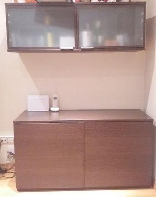 Conjunto 2 muebles salon